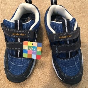 Toddler Boys Stride Rite shoes.